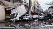 Hậu siêu bão - như có sóng thần quét qua Philippines