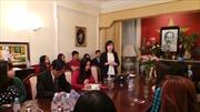 SVUK đóng góp tích cực cho quan hệ Việt-Anh
