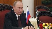 Tổng thống Nga thăm Hàn Quốc