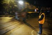 Nữ công nhân quên mình cứu đoàn tàu thoát nạn