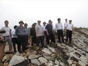Phó Thủ tướng thăm và chỉ đạo công tác khắc phục hậu quả lũ lụt tại Bình Định
