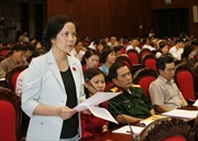 HĐND thành phố Hà Nội thông qua 17 Nghị quyết quan trọng