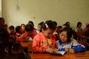 Trẻ vùng cao háo hức với ngày hội đọc sách