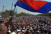 Chính phủ Campuchia cảnh báo hành vi bất hợp pháp của CNRP