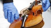 Bán đấu giá cây violin Stradivarius cổ
