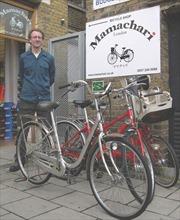 London chuộng xe đạp mini Nhật
