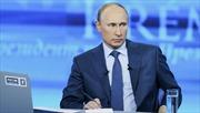Chính sách ngoại giao và giấc mơ Á-Âu của Tổng thống Putin