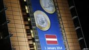 Latvia trở thành thành viên thứ 18 của Eurozone