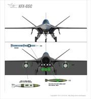 Hàn Quốc bắt đầu tự sản xuất máy bay chiến đấu