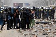 Campuchia bắt giữ người biểu tình trái luật