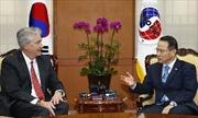 Mỹ-Hàn quan ngại 'cách hành xử liều lĩnh' của Triều Tiên