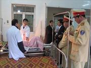 Hỗ trợ nạn nhân vụ tai nạn chết người tại Hà Tĩnh