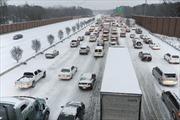 Bão tuyết nguy hiểm tấn công đông nam Mỹ