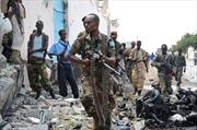 Phiến quân Somalia đánh bom đẫm máu phái đoàn LHQ