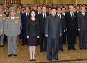 Triều Tiên thăng hàm cho nhiều tướng lĩnh chủ chốt
