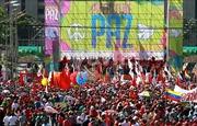 Venezuela tố cựu Tổng thống Colombia đứng sau biểu tình bạo lực