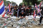 Người biểu tình Thái Lan bao vây văn phòng Thủ tướng