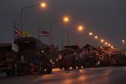 Nông dân Thái hoãn biểu tình ở sân bay Bangkok