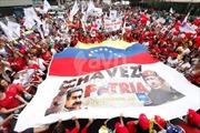Tuần hành ủng hộ chính phủ Venezuela