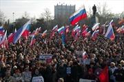 Nga nghi ngờ tính hợp pháp của chính phủ lâm thời Ukraine