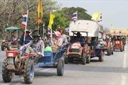 Thái Lan trích quỹ nhà nước thanh toán tiền gạo