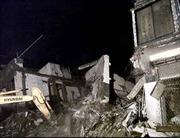 Thái Lan: Sập bệnh viện đang xây, 11 thợ nề tử vong