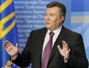 Ukraine đòi đưa ông Yanukovich ra xét xử tại ICC