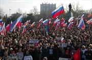 Moskva quyết bảo vệ cộng đồng nói tiếng Nga tại Ukraine