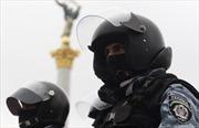 Ukraine giải tán lực lượng cảnh sát đặc biệt Berkut