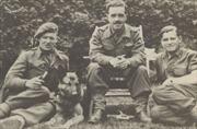 'Biệt đội chó dù' trong Thế chiến II