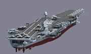 Trung Quốc hạ thủy tàu sân bay Sơn Đông vào 2015
