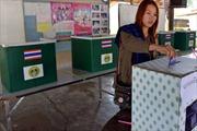 Thái Lan bắt đầu đăng ký tranh cử Thượng viện