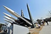 Triều Tiên lại phóng thử tên lửa tầm ngắn?