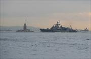 Thổ Nhĩ Kỳ cho tàu chiến Mỹ 'mượn đường' tới Biển Đen