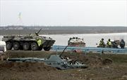 Quân đội Ukraine đang di chuyển về phía Crimea?