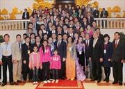 Phó Thủ tướng Vũ Đức Đam tiếp đoàn đại biểu dự 'Trái tim Biển đảo'