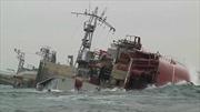 Nga tự đánh đắm 3 tàu chiến để cản tàu Ukraine vào Biển Đen