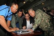 Malaysia chuyển hướng tìm kiếm chiếc máy bay mất tích