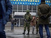 Crimea phong tỏa sân bay phục vụ trưng cầu dân ý