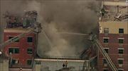 Nổ lớn sập nhà ngay giữa Manhattan, New York