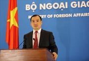 Việt Nam phối hợp tích cực tìm kiếm máy bay Malaysia