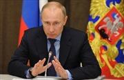 Tổng thống Putin: Cuộc khủng hoảng Ukraine là do nội bộ