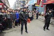 Lại xảy ra đâm chém hàng loạt ở Trung Quốc