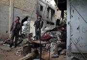 Quân đội Syria hoàn toàn kiểm soát vùng chiến lược gần Damascus
