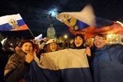 Kết quả chính thức cuộc trưng cầu ý dân ở Crimea