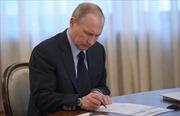 Nga ký sắc lệnh công nhận Crimea độc lập