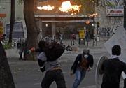 Venezuela lập lại trật tự khu vực biểu tình ở Caracas