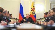 Tổng thống Putin thông qua hiệp ước sáp nhập Crimea vào Nga