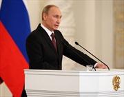 Tòa Hiến pháp Nga xem xét thỏa ước sáp nhập Crimea