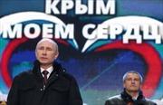 Thách thức của Nga sau khi sáp nhập Crimea